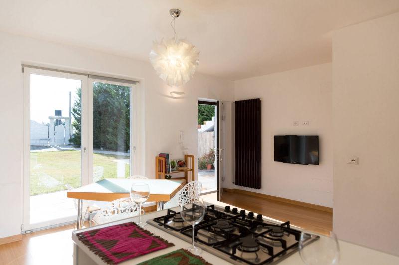 Zona living e cucina - Le Acacie Guest House Pescara